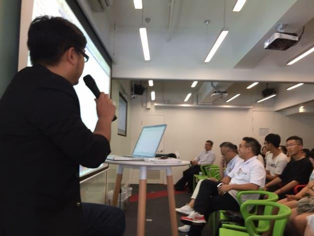 南京大學 X HKYEA 創業交流會