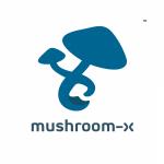 mushroom-x Logo